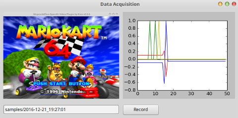 TensorKart: self-driving MarioKart with TensorFlow